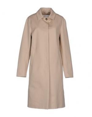 Легкое пальто HARMONY Paris. Цвет: бежевый