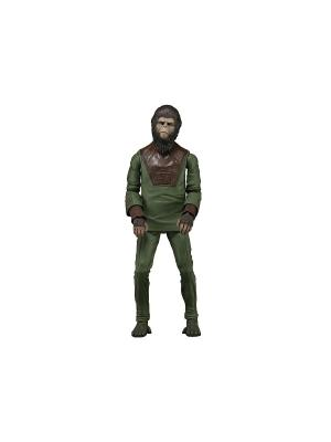 Фигурка Planet Of The Apes 7 Series 1 - Cornelius Neca. Цвет: зеленый