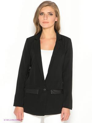 Пиджак Ada Gatti. Цвет: черный