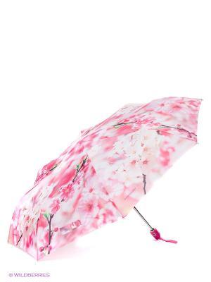 Зонт Zest. Цвет: розовый, белый