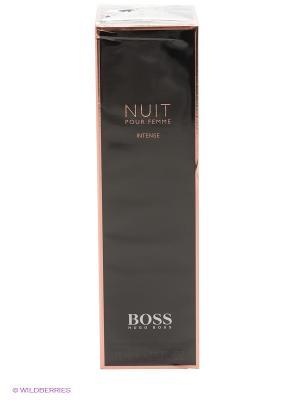 Hugo Boss Nuit Intense Ж Товар Парфюмерная вода 75 мл. Цвет: прозрачный