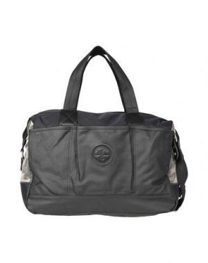Дорожная сумка STIGHLORGAN. Цвет: черный