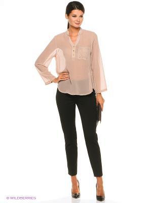 Блузка Compania Fantastica. Цвет: розовый
