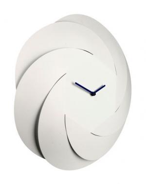 Настенные часы ALESSI. Цвет: белый