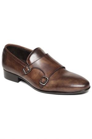 Туфли Del Re. Цвет: коричневый