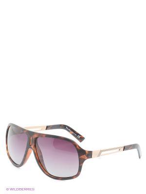 Солнцезащитные очки MS 04-002 07P Mario Rossi. Цвет: коричневый
