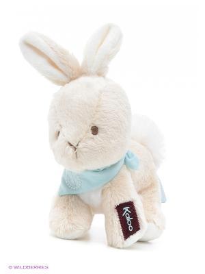 Заяц 19 см, коллекция Друзья Kaloo. Цвет: бежевый