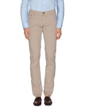 Повседневные брюки NICWAVE. Цвет: песочный