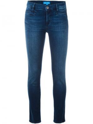 Джинсы Paris Mih Jeans. Цвет: синий