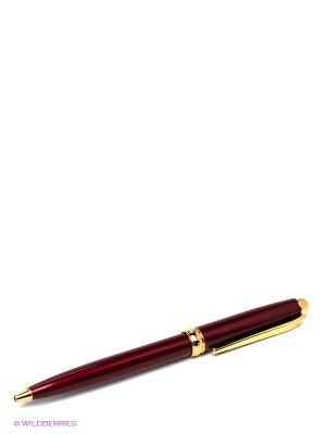 Шариковая ручка Pierre Cardin. Цвет: бордовый