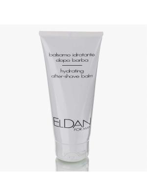 Успокаивающий лосьон после бритья FOR MAN ELDAN cosmetics. Цвет: светло-зеленый