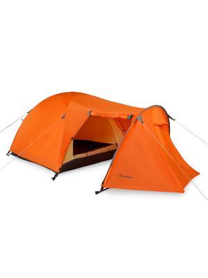 Палатка Larsen. Цвет: оранжевый
