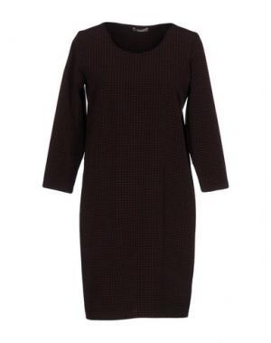 Короткое платье DIXIE. Цвет: темно-синий