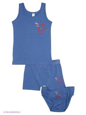 Комплект HAYS. Цвет: синий, красный
