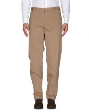 Повседневные брюки MCS MARLBORO CLASSICS. Цвет: хаки