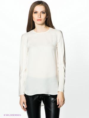 Блузка PINKO. Цвет: белый