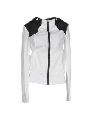 Куртка BENCH. Цвет: белый