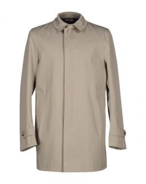 Легкое пальто FRADI. Цвет: светло-серый