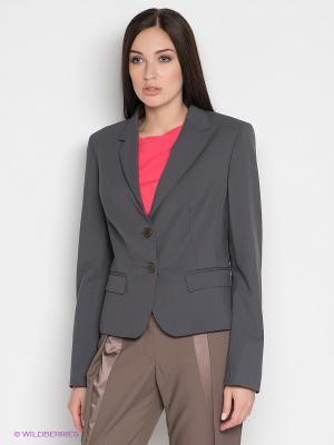 Пиджак Tuwe. Цвет: серый