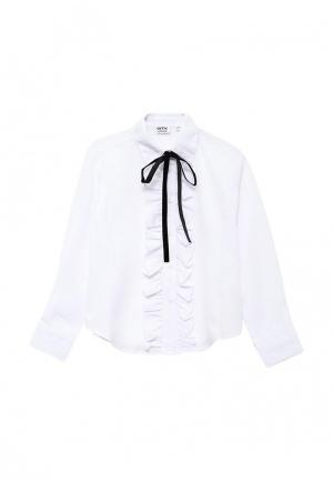 Блуза Orby. Цвет: белый