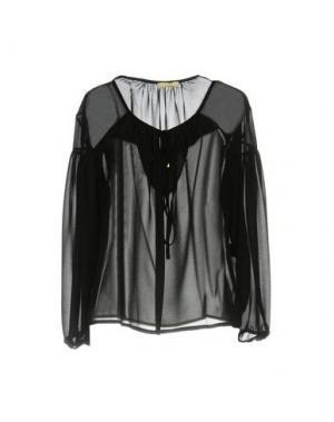 Блузка H2O ITALIA. Цвет: черный