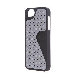 Чехол для iPhone  5 Case Black Oakley. Цвет: черный,серый
