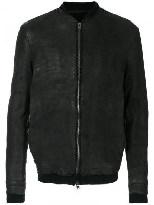 Zipped bomber jacket Salvatore Santoro. Цвет: none