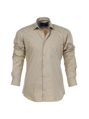Рубашка BIRIZ. Цвет: хаки