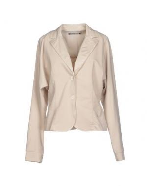 Пиджак EUROPEAN CULTURE. Цвет: слоновая кость