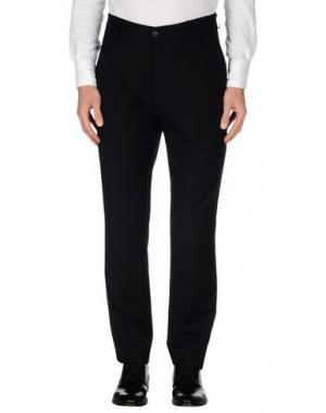 Повседневные брюки AMERICAN VINTAGE. Цвет: темно-синий