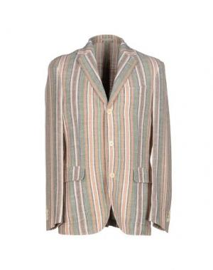 Пиджак ALAIN FRACASSÍ. Цвет: зеленый
