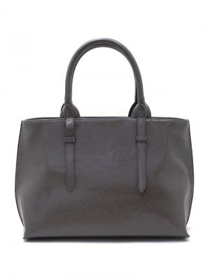 Сумка Solo true bags. Цвет: темно-серый
