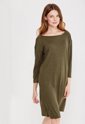 Платье Gap. Цвет: хаки