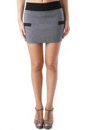 Skirt 525. Цвет: gray