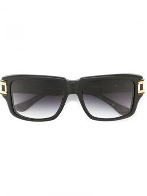 Солнцезащитные очки Grandmaster Two Dita Eyewear. Цвет: чёрный