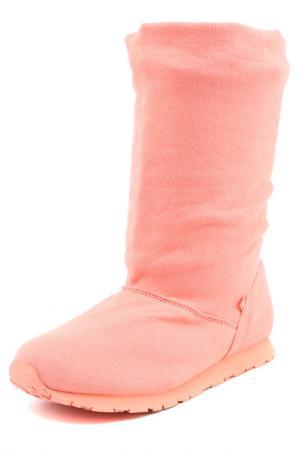 Полусапоги Rubber Duck. Цвет: розовый