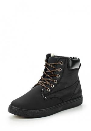 Ботинки T.P.T. Shoes. Цвет: черный