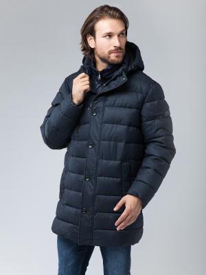 Куртка Malinardi. Цвет: темно-синий