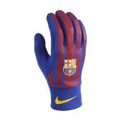 Перчатки FC Barcelona Stadium Home Nike. Цвет: синий
