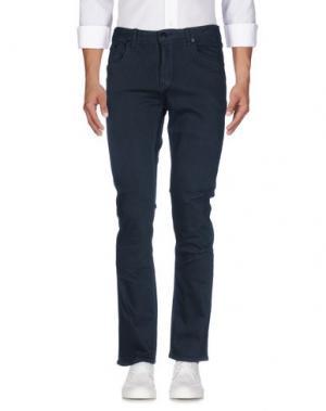 Джинсовые брюки EMERICA. Цвет: черный