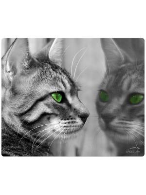 Коврик для мыши Speedlink SILK, Cat. Цвет: серый