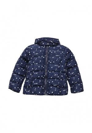 Куртка утепленная Emoi. Цвет: синий
