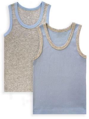 Комплект UNIK. Цвет: серо-голубой, серый
