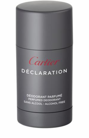 Дезодорант-стик Declaration Cartier. Цвет: бесцветный