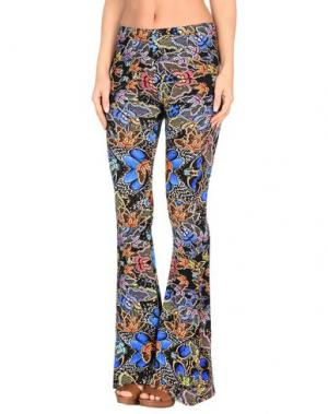 Пляжные брюки и шорты MISS BIKINI. Цвет: черный
