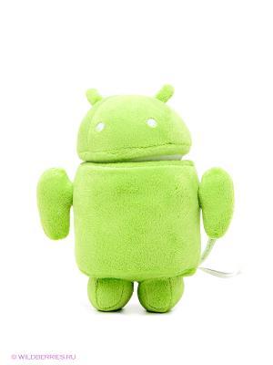 Плшева игрушка Android. Цвет: зеленый