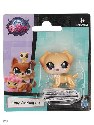 Игрушка Зверюшка Littlest Pet Shop. Цвет: светло-оранжевый