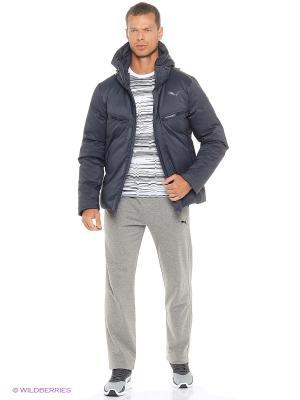 Куртка Outerwear Down Jacket Puma. Цвет: черный
