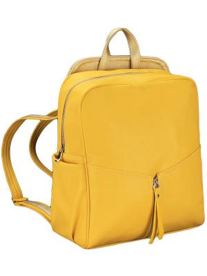 Рюкзак ViTa-ART. Цвет: золотистый, желтый