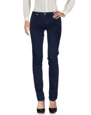 Повседневные брюки DW⁵. Цвет: темно-синий